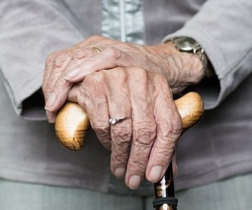 Tolken voor oudere doven