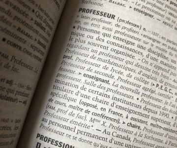 Frans woordenboek